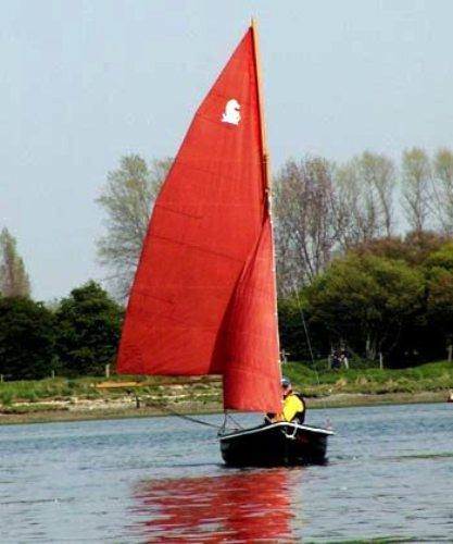 Heyland Swallow Sailing Boat3