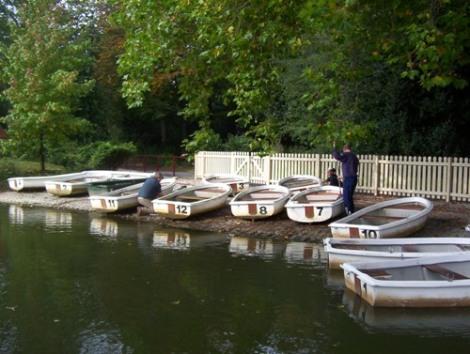 Heyland Swan Hire Boats1