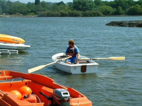 Heyland Swan Hire Boats2