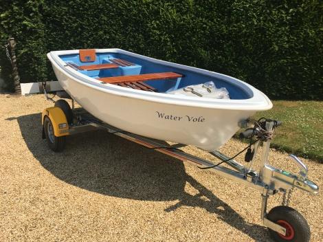 Heyland Swan Rowing Boat11