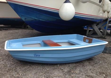 Heyland Tadpole Pond Boat10
