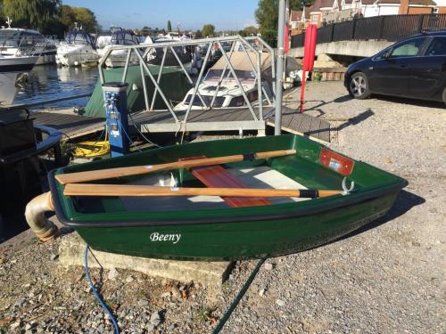 Heyland Tadpole Pond Boat13