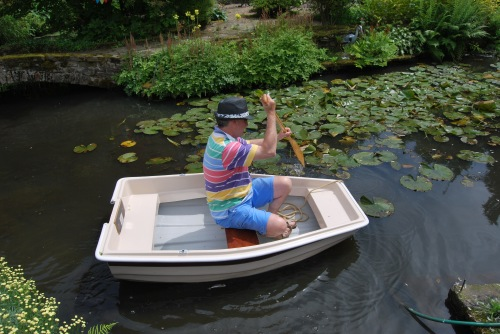 Heyland Tadpole Pond Boat14