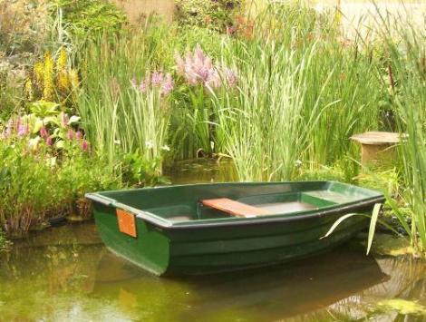 Heyland Tadpole Pond Boat2