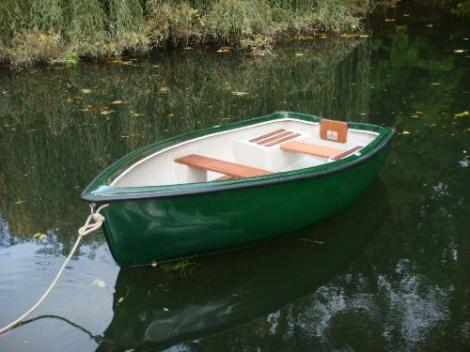 Heyland Toad Pond Boat