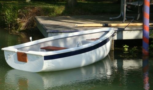 Heyland Toad Rowing Boat1