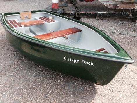 Heyland Toad Rowing Boat14