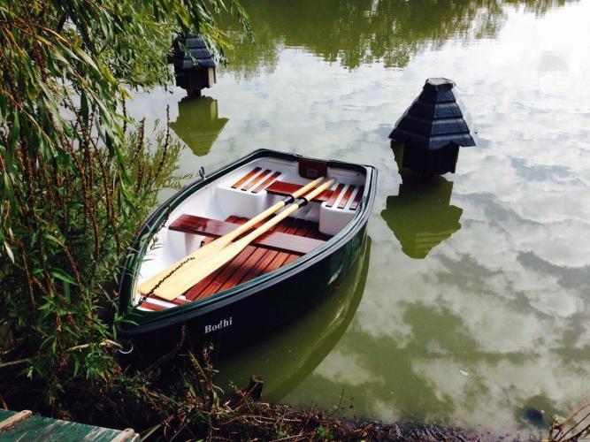 Heyland Toad Rowing Boat15