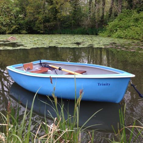 Heyland Toad Rowing Boat17