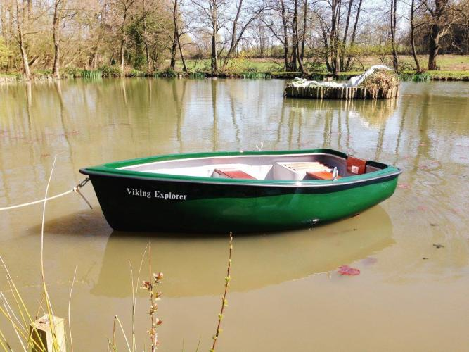 Heyland Toad Rowing Boat18