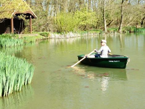 Heyland Toad Rowing Boat19