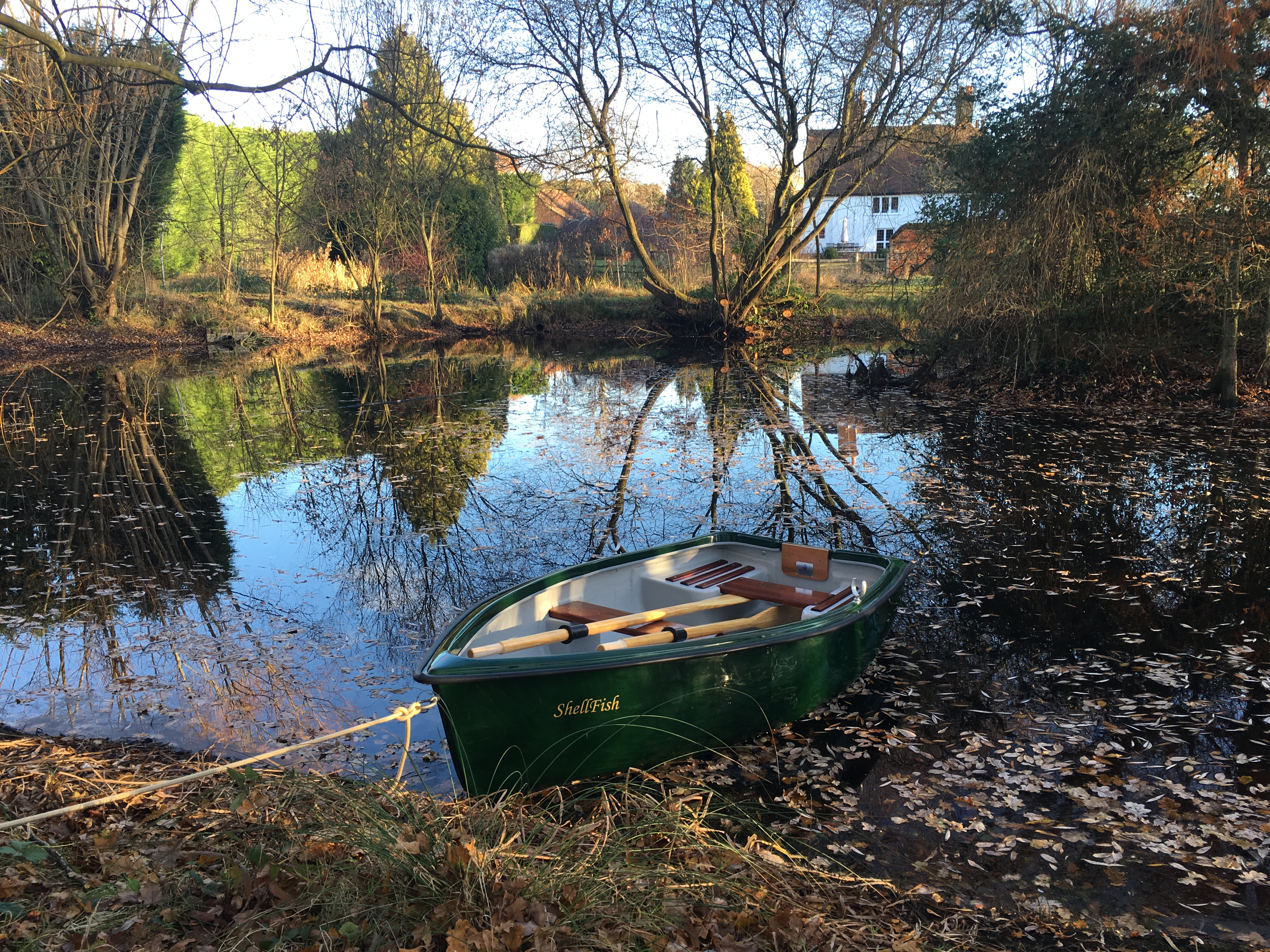 Toad Rowing Boat | Small Boats for Sale, Rowing & Fishing Boat Sales