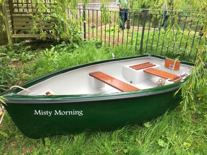 Heyland Toad Rowing Boat23