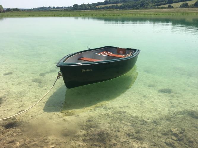 Heyland Toad Rowing Boat25