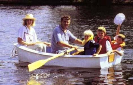 Heyland Toad Rowing Boat6