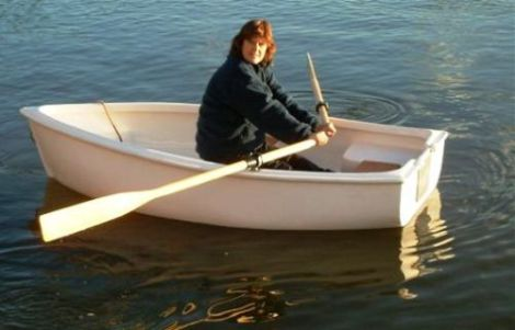 Heyland Toad Rowing Boat7