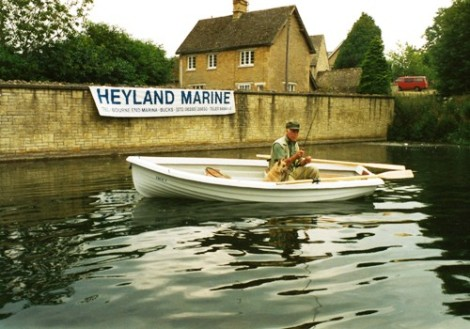 Heyland Trout Lake Boat1