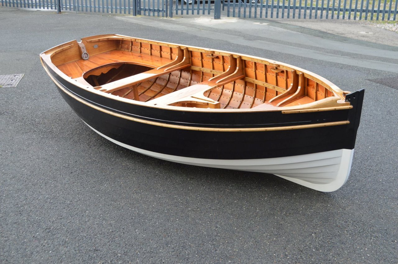 Wooden Clinker Boat | Small Boats for Sale, Rowing & Fishing Boat Sales