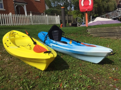 Heyland Canoes and Kayaks1