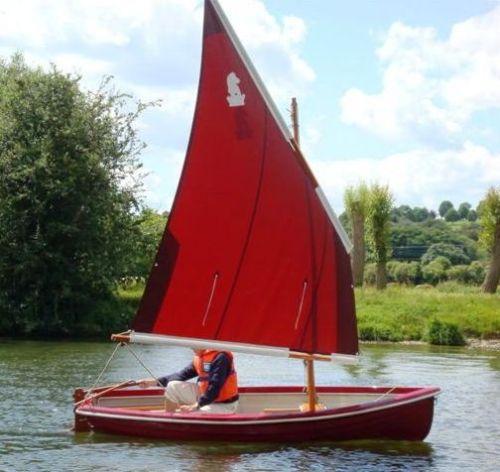 Heyland Lugger Sailing Boat4