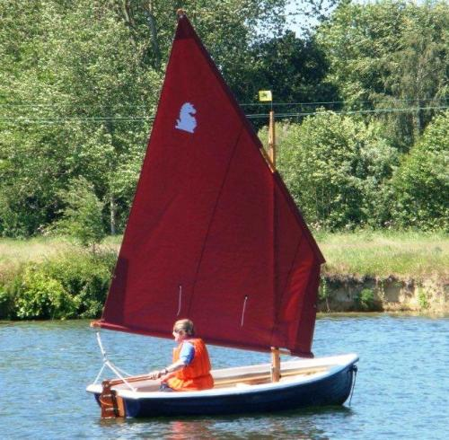 Lugger Sailing Boat Small Boats For Sale Rowing