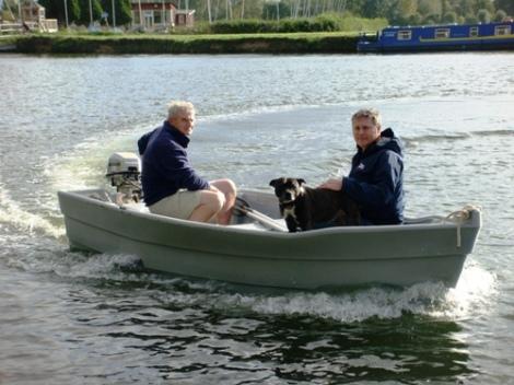 Heyland Ria 380 Day Boat1