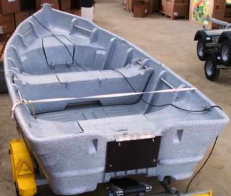 Heyland Ria 430 Day Boat