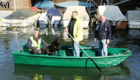 Heyland Sturdy Rowing Boat400