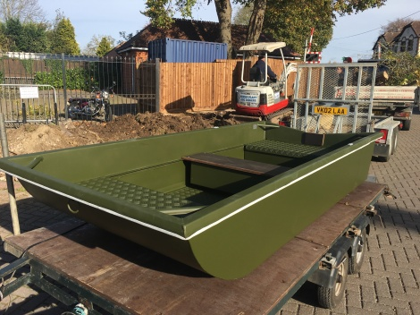 Heyland Boats - November 2017 News