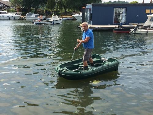 Heyland Neptune 250 Rowing Boat24