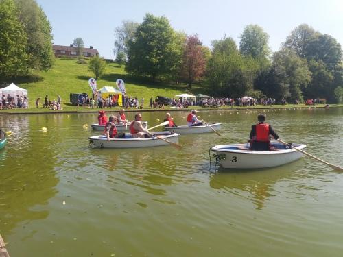 Heyland Swan Hire Boats4