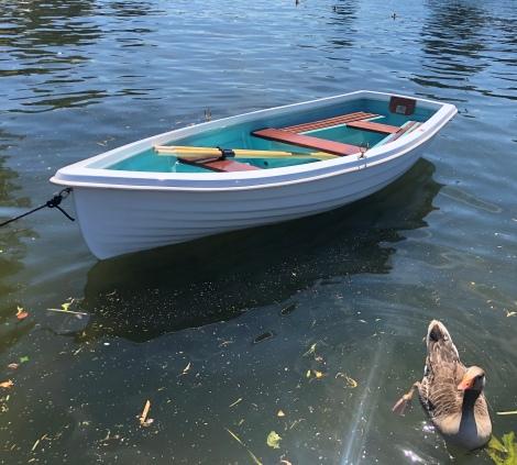 Heyland Trout Lake Boat23