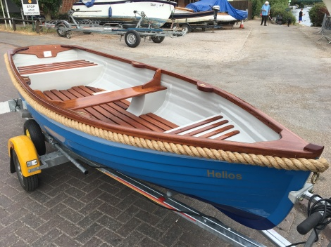 Heyland Boats - August 2018