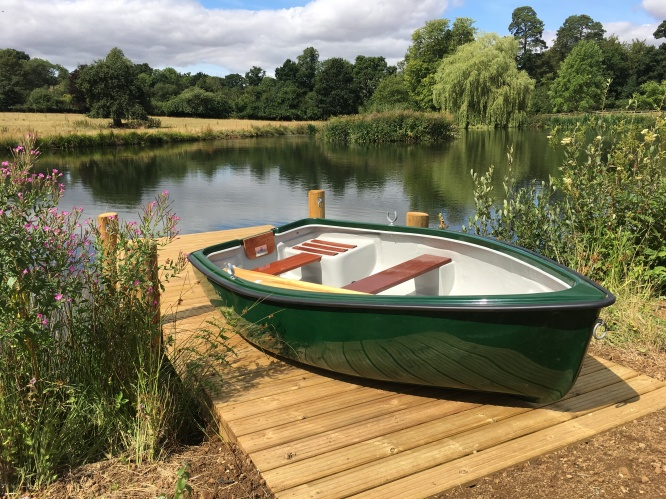 Heyland Toad Rowing Boat26