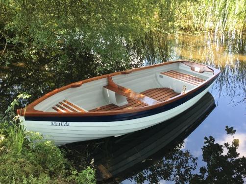 Heyland Duchess Rowing Boat32