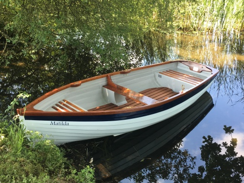 Heyland Duchess Rowing Boat32