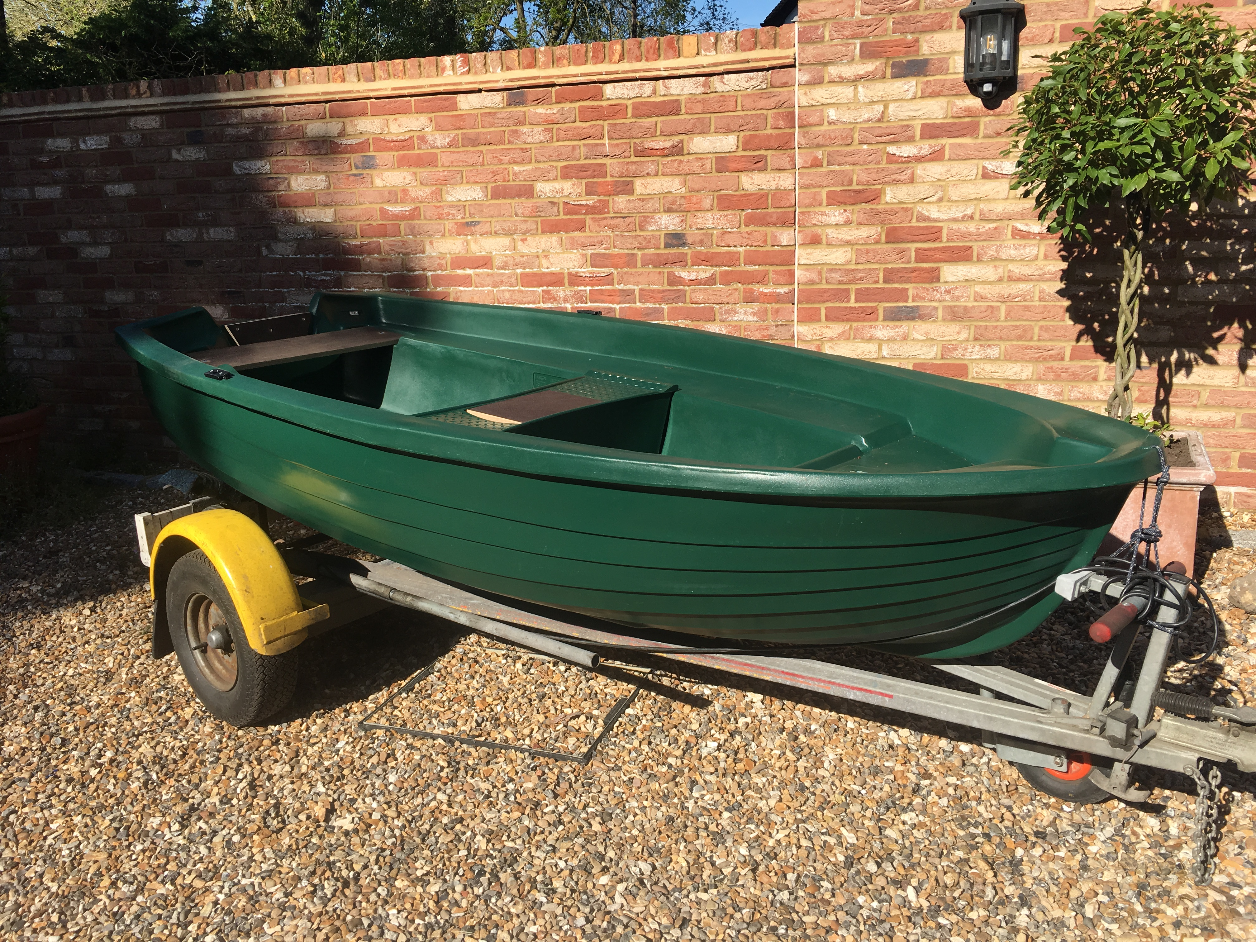 Heyland Kingfisher 300 Hire Boat1