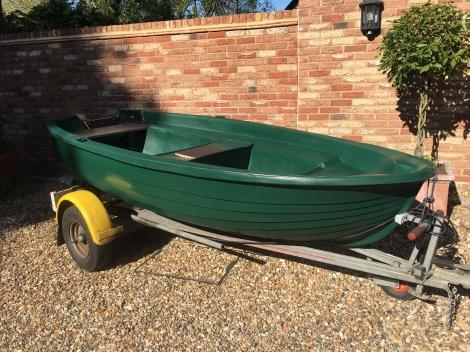 Heyland Kingfisher 300 Hire Boat1