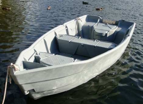 Heyland Kingfisher 380 Hire Boat3