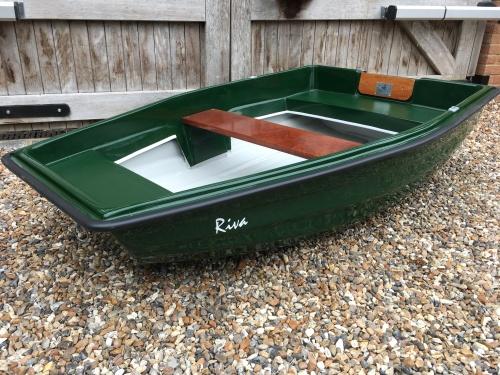 Heyland Tadpole Pond Boat16
