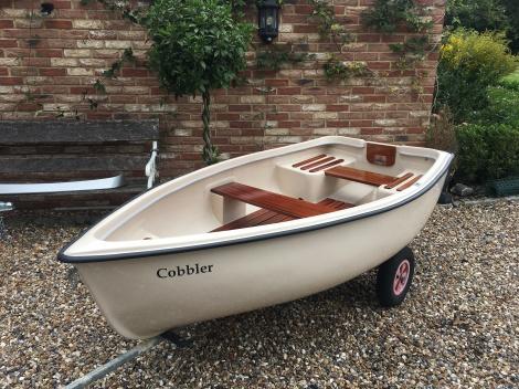 Heyland Toad Rowing Boat27