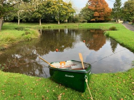 Heyland Toad Rowing Boat29