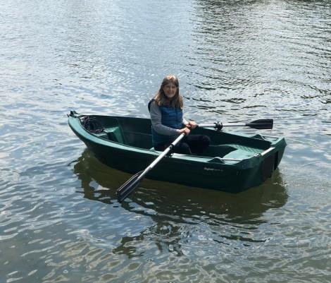Heyland Kingfisher 245 Hire Boat